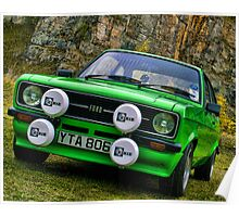 Rally Classic Poster