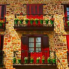 Colores de Villaro - Bilbao, Basque Country by DavidGutierrez