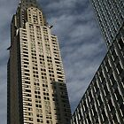 Skyscraper Geometry, Chrysler Building, New York by Jane McDougall