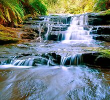 Upper leura cascade by donnnnnny