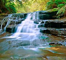 Beautiful leura cascades by donnnnnny