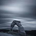 Not so Delicate Arch by Tomas Kaspar