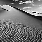 Great sand dunes by Tomas Kaspar