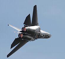 F-111 Burner pass by Daniel McIntosh