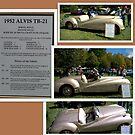 1952 Alvis................ by Larry Llewellyn