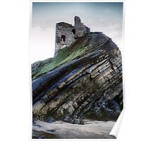Ballybunion Castle Poster