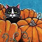In the Pumpkin Patch by Lisa Marie Robinson