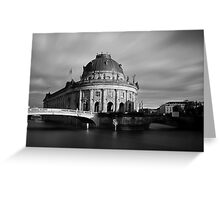 Bode Museum Greeting Card