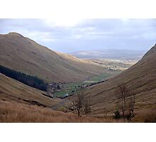 Rugged Glengesh Pass, Co Donegal, Ireland Photographic Print