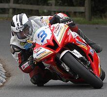 Michael Dunlop by Nick Barker