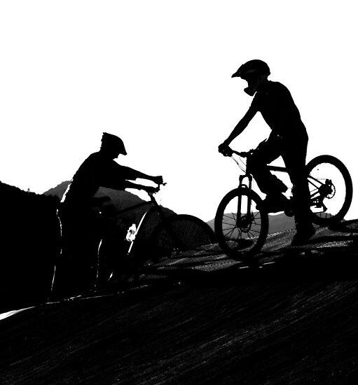 At the Bike Park by Corri Gryting Gutzman