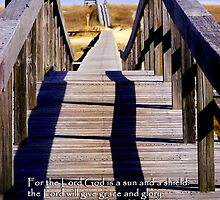 The Lord will give grace.... by Tricia Stucenski
