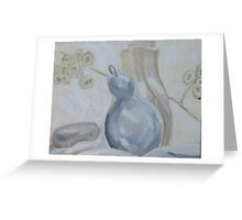 whitewash Greeting Card