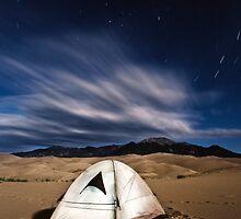 Desert Camp by Alex Burke