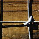 fence by Joseph Valcourt/Modernus Art Studio