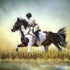 Dorset Hunter/Jumper  by isabelleann