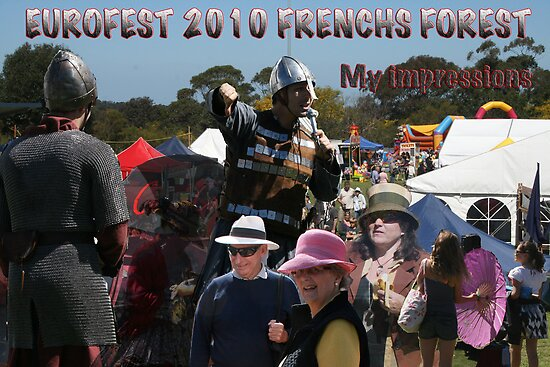 Just my brief impressions - Eurofest 2010 - Frenchs Forest by MrJoop
