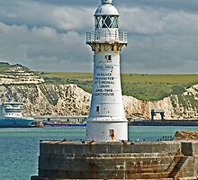 The Lighthouse by Alan Findlater