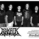 Arkaik with new Bassist by Rhonda Strickland
