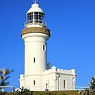 Cape Byron Lighthouse, NSW - Australia's Most Easterly Point. by Bree Lucas
