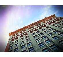 Cityscapes - Life Stories Photographic Print