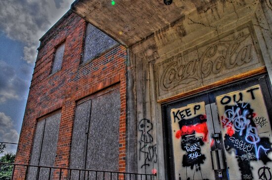 Old Coke Factory 1 - Tallahassee, FL by jae1235
