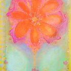 chakra...flowers in my heart by bibje
