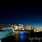 Night Canon by Hugh McKay