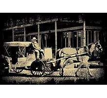 Riding In Style Photographic Print