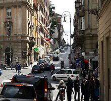Street (Rome) by PleasureInc