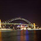 Sydney Habour  by Hugh McKay