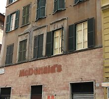 McDonald's (Trastevere, Rome) by PleasureInc