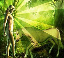 Unicorn by Gal Lo Leggio