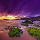 Bantham Beach by MDSPhotoimages