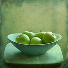 Green Apples by Colleen Farrell