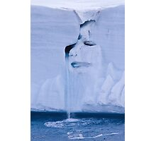 Mother Nature in Tears Photographic Print