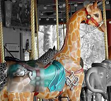 Carousel Troll and Giraffe  by PhOtOgaljan