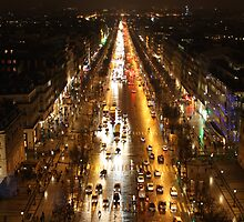 Rush Hour- Paris by dayandnight
