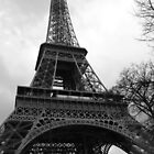 Eiffel Tower-Paris by dayandnight