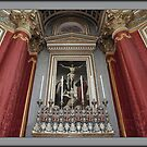 Mosta Dome Side Altar by Astrid Pardew