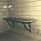 Shower Bench by ericseyes