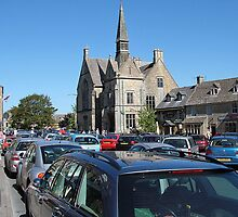 Stow-on-the-wold UK by alanball