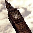 Big Ben (Close-Up) by SyrupnHoney