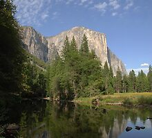 El Capitan reflections... by Richard  Stanley