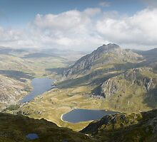 Snowdonia National Park, Wales by photontrappist