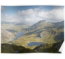 Snowdonia National Park, Wales Poster