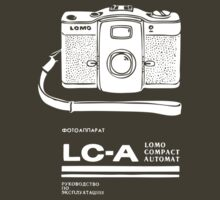 Lomo LC-A by humblenick