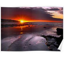Amazing Sunrise Poster