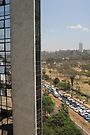 Nairobi Traffic by Karue