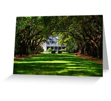 Legare Waring House, Charleston Greeting Card